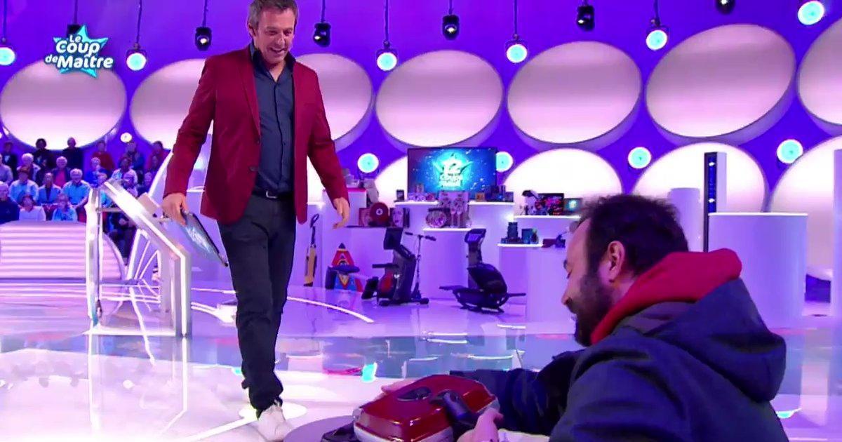 Un incident insolite provoqué par le présentateur Jean-Luc Reichmann